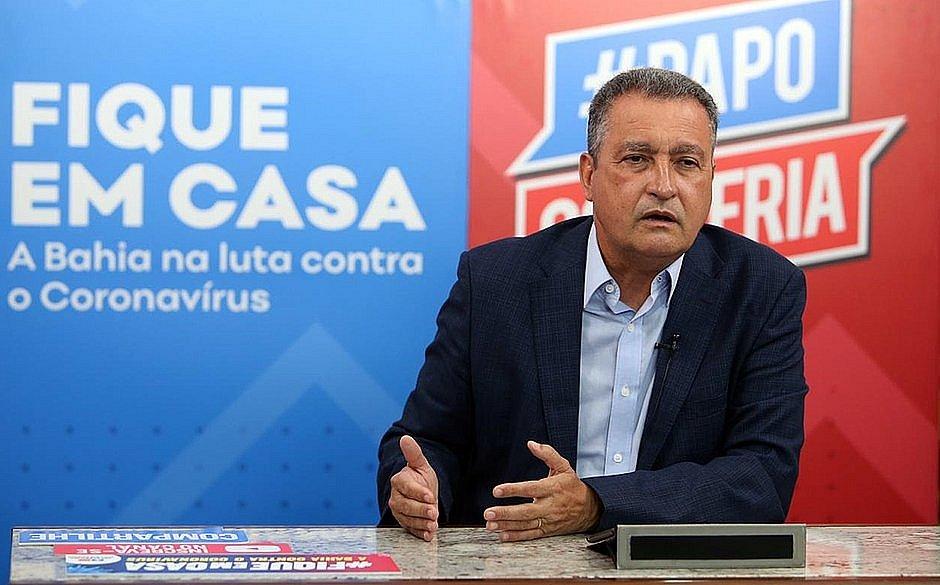 Governador anuncia medidas restritivas em mais 15 cidades do interior da Bahia