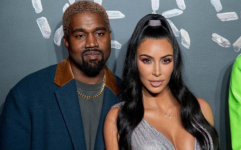 Kanye West diz que Kim Kardashian quer interná-lo em clínica psiquiatrica