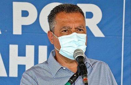 Rui volta a criticar distribuição de vacinas do governo federal: 'Menos para a Bahia'