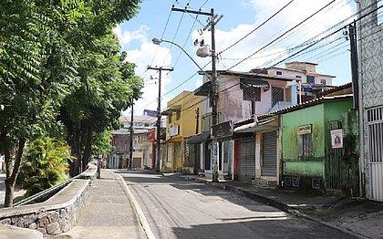 Simões Filho foi uma das cidades incluídas no toque de recolher
