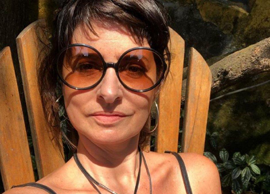 Aos 59 anos, Fernanda Abreu fala sobre sexo após a menopausa: 'Tabu'
