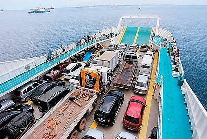 Ferry-boat volta a operar com capacidade total de veículos hoje (4)
