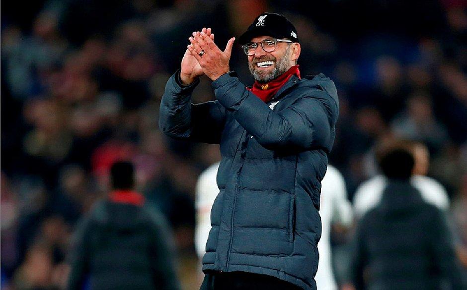 Técnico do Liverpool, Klopp minimiza sequência dura no fim do ano
