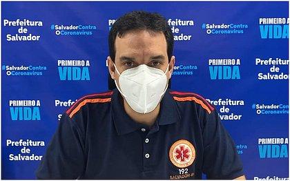 'Pela primeira vez', mais de 20% do orçamento municipal é investido na Saúde, diz Léo Prates
