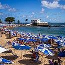 Reabertura das praias foi crucial para que taxa de ocupação em hotéis voltasse a subir