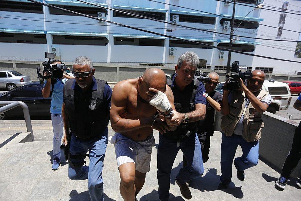 Resultado de imagem para assassino do mestre de capoeira na bahia