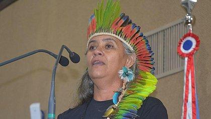Conheça Cacica Cátia, indígena ameaçada de morte que lidera luta para demarcar aldeia