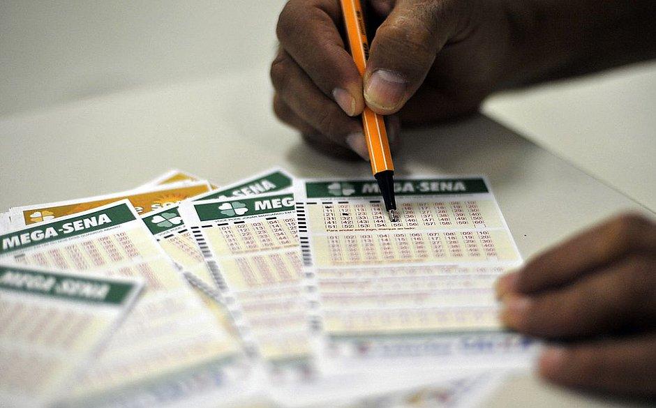 Apenas uma aposta leva prêmio de R$ 101,1 milhões da Mega-Sena