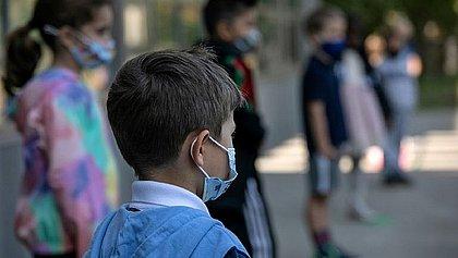 Quase 28 mil crianças de até 9 anos já foram infectadas pela covid-19 na Bahia