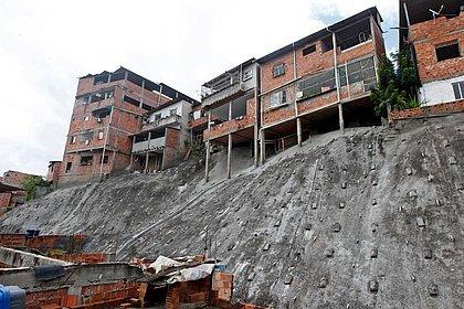 Encosta vai beneficiar 2 mil moradores que vivem na região