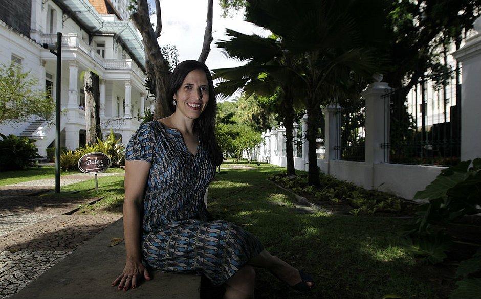 Escritora soteropolitana levou o troféu em São Paulo