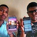 Alan e Carlos são estudantes em Paripe, no Subúrbio Ferroviário