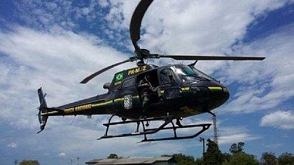 Helicóptero da Força Nacional cai no Pantanal em ação contra incêndio