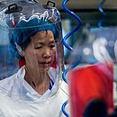 Shi Zhengli, conhecida como 'Mulher Morcego', lidera o Instituto de Virologia de Wuhan