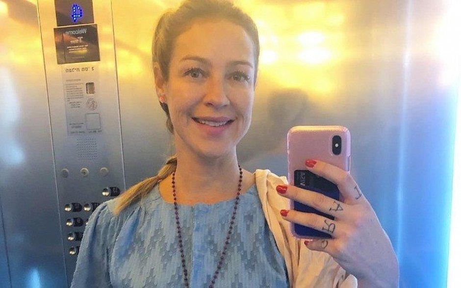 Após reclamar de uso de máscara, Luana Piovani está com covid-19
