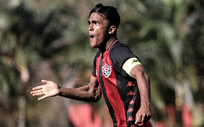 Figueiredo brilhou como artilheiro do sub-17 em 2019