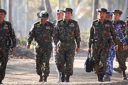 18 pessoas morrem durante protesto contra ditadura militar em Mianmar