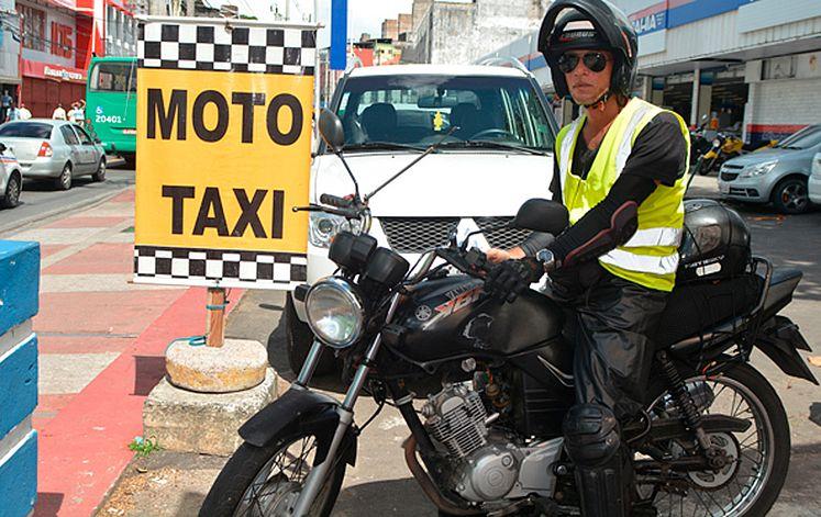 mototaxistas