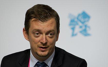Andrew Parsons é eleito presidente do Comitê Paralímpico Internacional