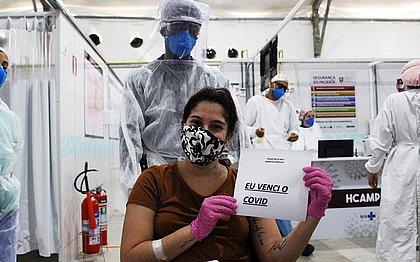 Mais de 800 pacientes já receberam alta dos hospitais de campanha de Salvador