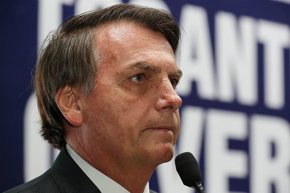 Bolsonaro: coloco no 'pau de arara' ministros que se envolverem em corrupção
