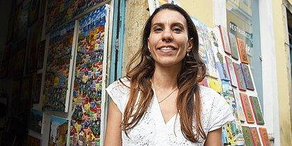 Conheça mulher que criou projeto apoiado pela ativista Malala na Bahia