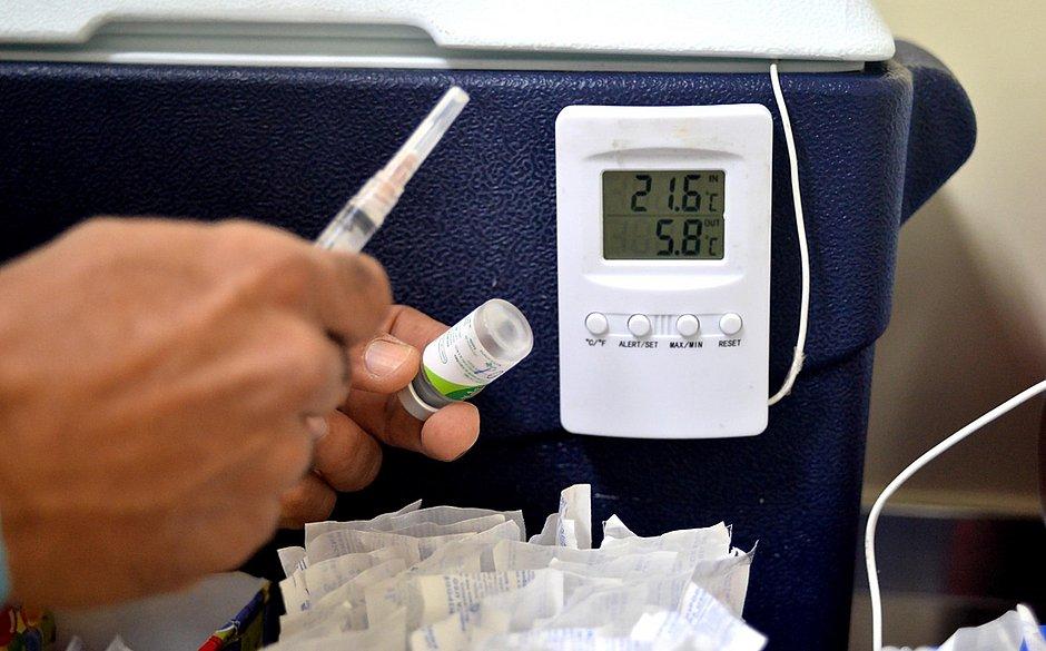 Pontos de imunização de Salvador estão prontos para receber vacinas