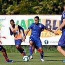 Reservas do Bahia venceram o time sub-20 por 1x0 em jogo-treino no Fazendão