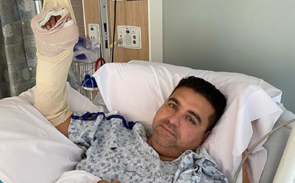 Buddy Valastro, confeiteiro do 'Cake Boss', sofre grave acidente