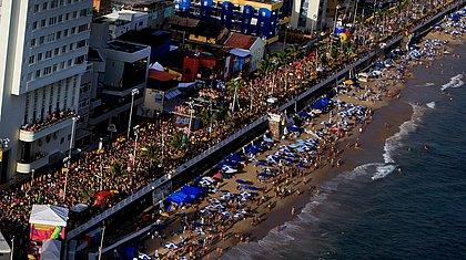 Salvador tem condição de organizar um Carnaval em 3 meses, diz Bruno Reis