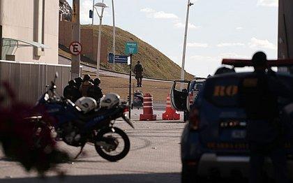 PM foi seguido por viaturas antes de dar tiros para cima no Farol da Barra