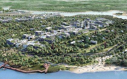 Projeto de cidade inteligente no Litoral Norte terá investimento de R$ 1,6 bilhão