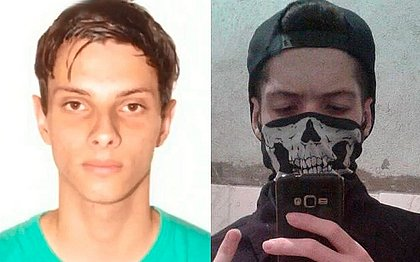 Jovem suspeito de participar do massacre em Suzano se apresenta à Justiça (Foto: Reprodução)