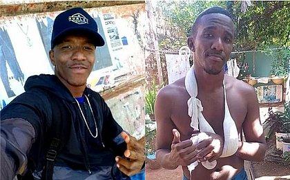 'Pensei que ia morrer', diz jovem agredido por PMs no Distrito Federal