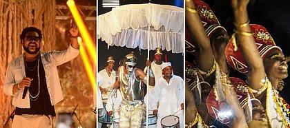 Cortejo Afro começa ensaios recebendo Jau e Ilê Aiyê