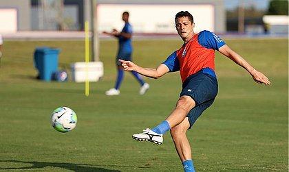 No Bahia desde setembro, Anderson Martins vai ter a chance de estrear pelo tricolor