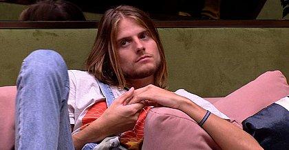 Daniel foi o nono eliminado do Big Brother Brasil 2020