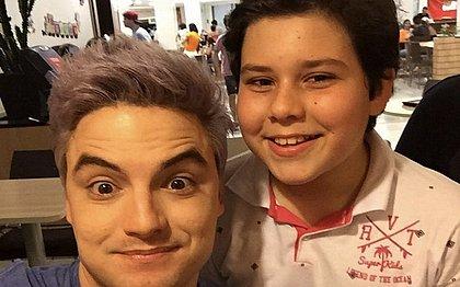 Felipe Neto homenageia ex-cantor do The Voice Kids assassinado: 'menino especial'