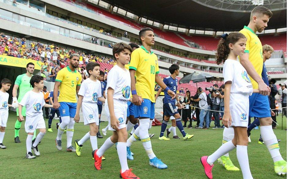 Seleção está no mesmo grupo que Uruguai, Peru, Bolívia e Paraguai