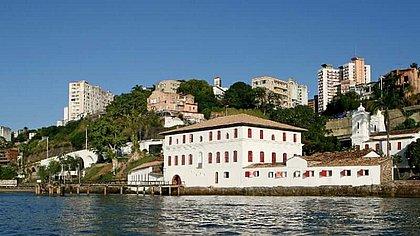 Museu de Arte Moderna da Bahia no Solar do Unhão