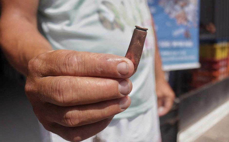 Moradores relatam momentos de terror com explosão em agência da Fazenda Grande do Retiro