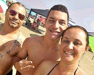 Família foi achada carbonizada dentro do carro