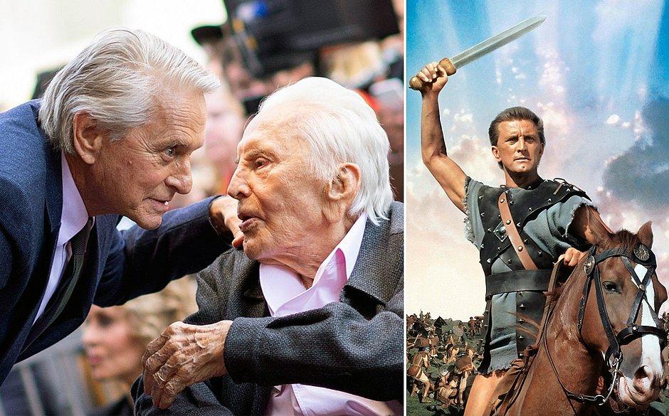 Ator Kirk Douglas, de 'Spartacus', morre aos 103 anos