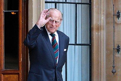 Funeral do príncipe Philip acontece no próximo sábado e será restrito a 30 pessoas