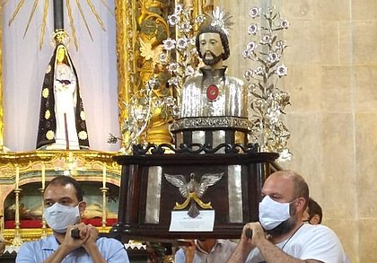 Padroeiro de Salvador, São Francisco Xavier será homenageado em missa