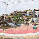 Praça é inaugurada pelos moradores
