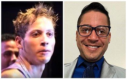 Desafio dos 10 anos: veja antes e depois dos famosos baianos