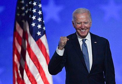 Joe Biden é eleito novo presidente dos Estados Unidos