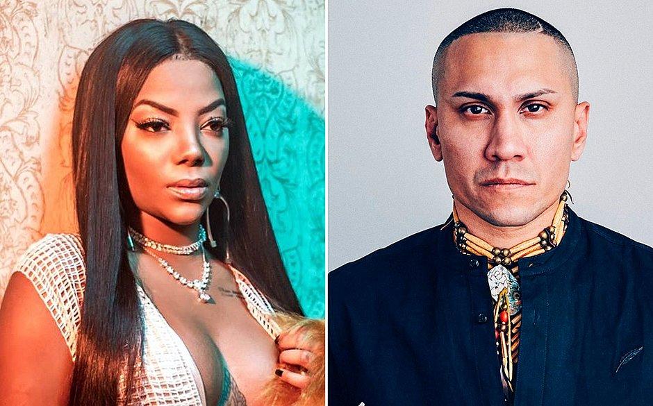 Cantor do Black Eyed Peas convida Ludmilla para colaboração musical