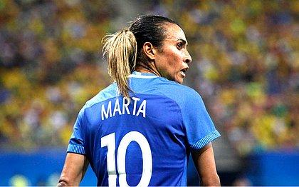 Marta será personagem de um dos álbuns da websérie Mulheres Incríveis